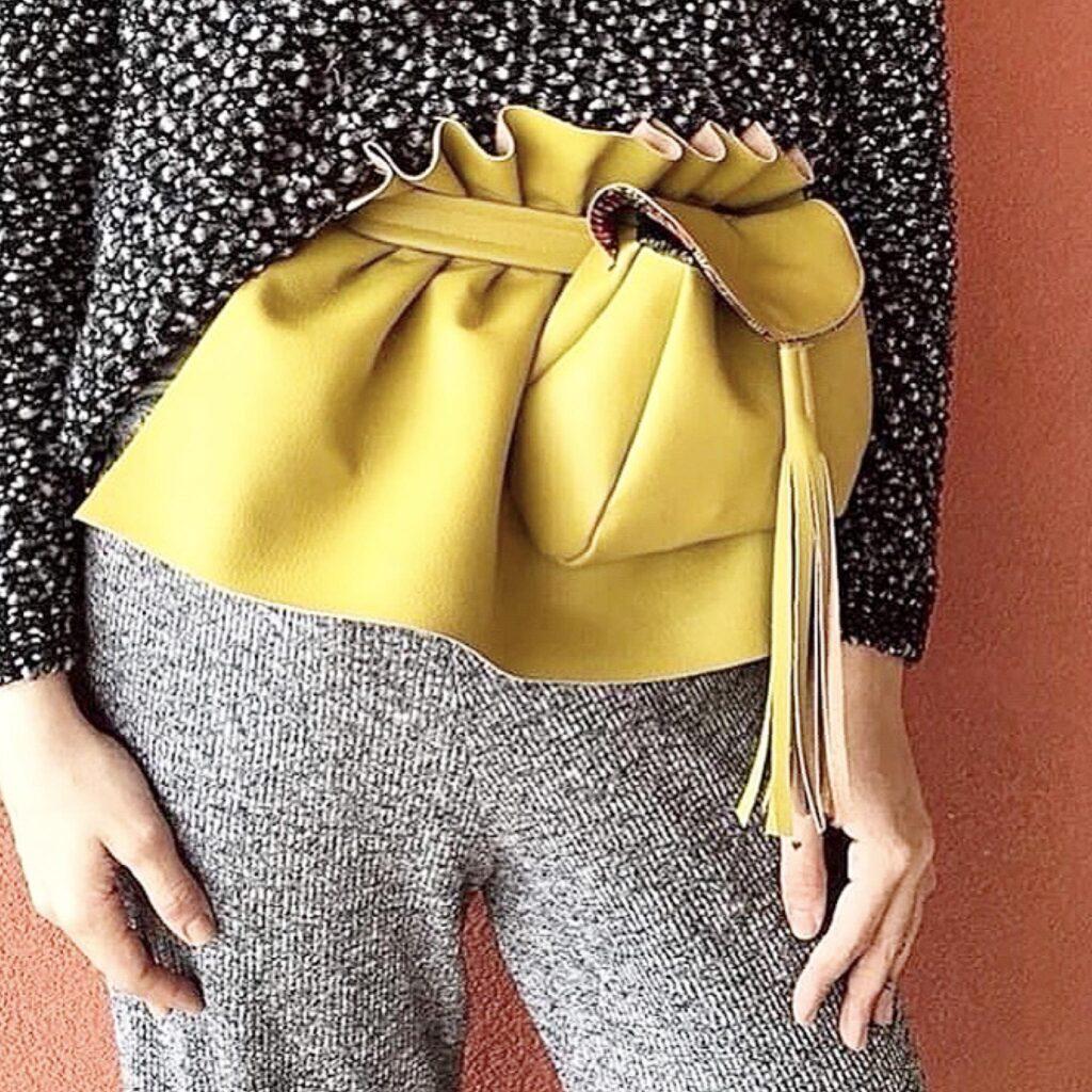 yellow-bum-bag