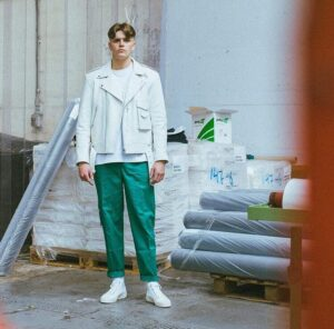 green-trousers-white-jacket