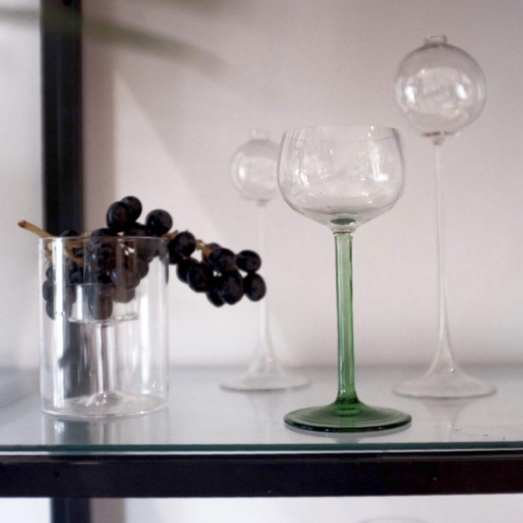 stemmed-glass-grapes